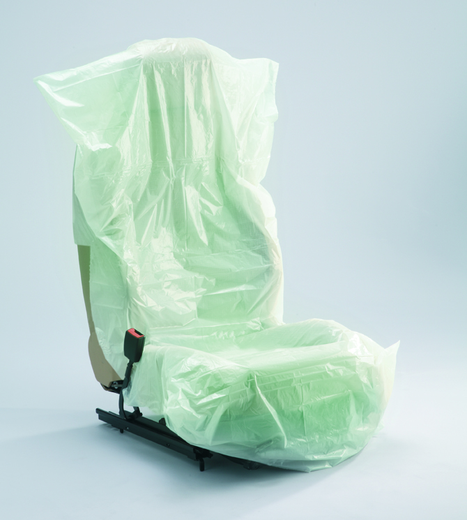 CR11 recycled seatcover