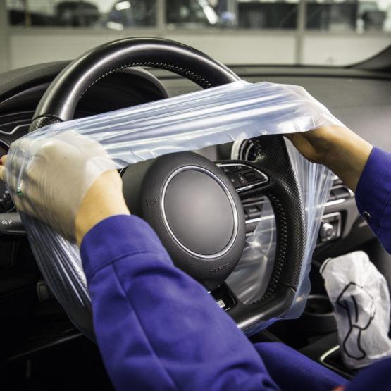 CR54a Steering Wheel Glove